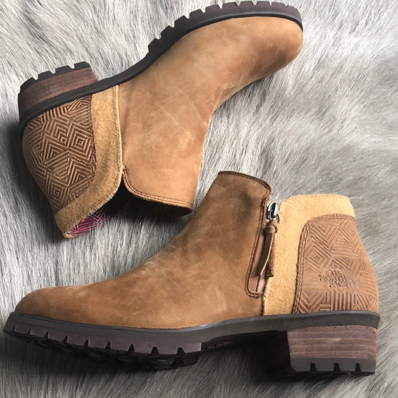 d49d7203fd15 New North Face Bridgetown Suede Ankle Boots 9.5. M 5b6f570ad365be449b1604dd